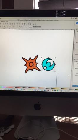 Pokemon Sun & Moon Designs