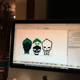 Joker Design (Suicide Squad)