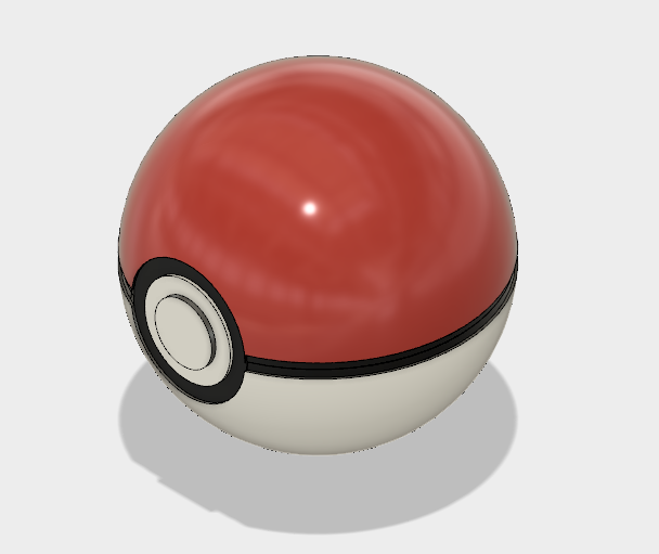 Pokeball (attempt 1)